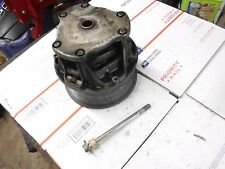 1985 POLARIS 440 SS snowmobile parts: PRIMARY DRIVE CLUTCH- 6 tower