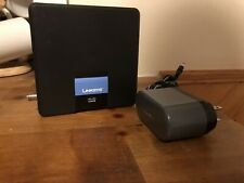 Linksys CM100 100 Mbps Cable Modem DOCSIS 2.0 with Power Adapter