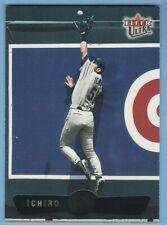 Ichiro Suzuki 2002 Fleer Ultra #51 Seattle Mariners