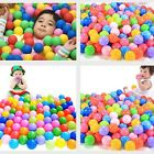 50pc Kids Baby Colorful Soft Play Balls Toy for Ball Pit Swim Pit Ball Pool Fun