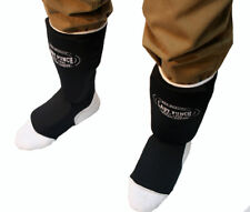Professional Martial Arts Shin Guards - Muay Thai MMA Taekwondo Leg Pads