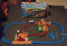 THOMAS THE TANK ENGINE TOMY TRAIN SET