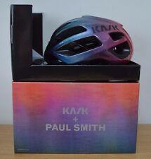 PAUL SMITH + KASK gradient rainbow Protone cycling helmet MEDIUM 52cm to 58cm