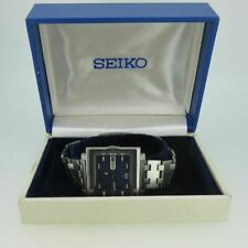 Vintage Seiko 5 6119-5000 21J Stainless Steel Watch with Original Box