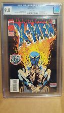 X-Men #40 1995 CGC 9.8 - 0936235033 - BROKEN CASE  - White Pages