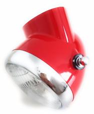 red Headlight speedo housing  Honda S90 CS90 ST50 ST70 SS50 CT90 CT70 CF50 CF70