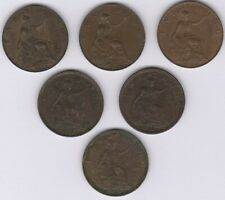 Collection Of George V Farthings | British Coins | Pennies2Pounds