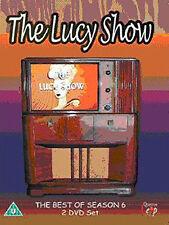 DVD:THE LUCY SHOW - BEST OF SEASON SIX - NEW Region 2 UK