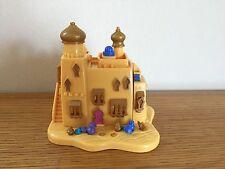 RARE 1995 BlueBird Mattel Disney Polly Pocket Aladdin Playset Castle Only