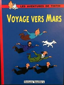 Voyage vers Mars - Tintin - Pastiche - 52 pages