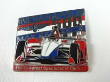 2018 Indianapolis Indy 500 102nd Running Collector Lapel Pin
