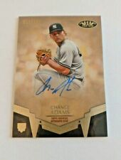 2019 Topps Tier One Certified Breakout RC Auto #BA-CAD Chance Adams Yankees /250