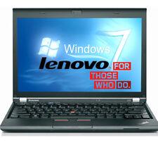 Lenovo ThinkPad x230 Intel Core i5 3230m 2,6 ghz memoria ram 4gb 128gb SSD webcam win7