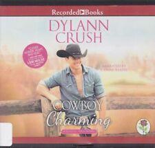 COWBOY CHARMING by DYLANN CRUSH ~ UNABRIDGED CD AUDIOBOOK
