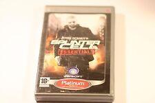 SONY PSP Game-Tom Clancy's Splinter Cell Essentials