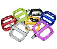 Aluminum Road MTB Mountain Bike XC AM Bicycle Pedal Flat Cycling Pedals