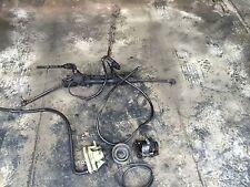 peugeot 205 Diesel complete power steering kit set up every think needed