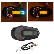 2018 Multifunctional Motorcycle Digital Gauge Speedo Tacho Odo Indicator Parts