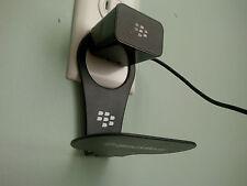 BlackBerry (RIM) Logo Foldable Cell Phone Charging Holder (BLACK) * Promo *SWAG*
