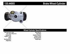 Drum Brake Wheel Cylinder fits 1992-2003 Toyota Camry Solara  C-TEK BY CENTRIC