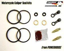 Yamaha SRX 250 400 600 SRX400 SRX600 1986-97 rear brake caliper seal repair kit