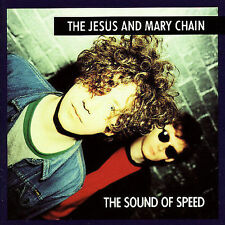 The Sound of Speed by The Jesus and Mary Chain (CD, Jul-93, Warner Elektra