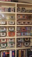 Inmenso lote Nintendo Game Watch. 46 unidades