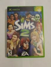 Sims 2 (Microsoft Xbox, 2005)     COMPLETE         FAST SHIPPING           EA