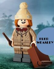 LEGO Harry Potter Series 2 Minifigure HP Fred Weasley Twins #10 SEALED NEW