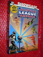Showcase Library of Classics Presents Justice League of America #1  500+ pages