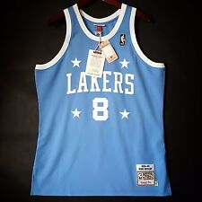 Authentic Kobe Bryant Mitchell & Ness 04 05 HWC Lakers Jersey Size 36 44 48 52