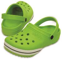 Crocs Größe 30/31 C13  grün - Jibbitz by Crocs - Clogs - Garten - Beach