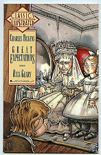 Great Expecttions Mint Berkley Classics Illustrated 1990 Charles Dickens H7
