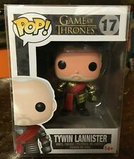 Funko Pop Vinyl - Tywin Lannister GOLD Armour 17 - Game Of Thrones RARER COLOUR
