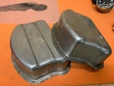Genuine Harley Davidson Panhead Covers - Steel