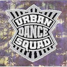 URBAN DANCE SQUAD - MENTAL FLOSS FOR THE GLOBE NEW CD