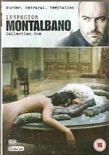 INSPECTOR MONTALBANO - Collection 1. Italian Television (2xDVD SET 2012)