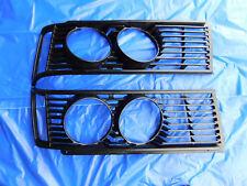 BMW E21 318i 323i AFTERMARKET Double Headlight Headlight Grills PAIR Ref 1834989