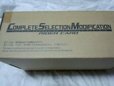 NEW Bandai Kamen Rider Decade Complete Selection Modification Rider Card Set F/S