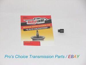 **REVERSE FIX**EXTENDO PIN** Servo Piston Pin Extender--Fits GM TH400 3L80 4L80E