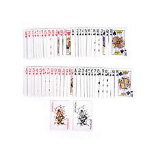 1 Deck Magic Trick Playing Cards - Svengali Stripper Marked Taper Poker Fad.