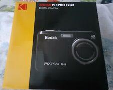 Kodak Pixpro FZ43 16 MP Digital Camera - Red (Body Only)