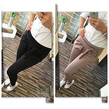 Neu Damen Hose Leggings Elastisch Elegant NEU 34 36 38 XS S M