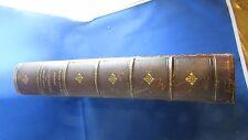 bel ancien grand LIVRE RELIGIEUX le grand jubilé de st jean de lion  1886