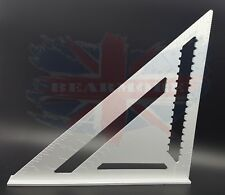 """Professional Aluminum Rafter Roofing Angle Square 12"""" 300mm  Frame Measuring"""