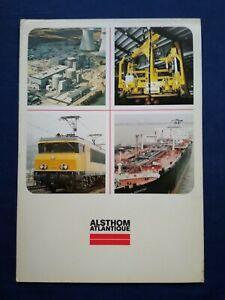 Alstom Brochure
