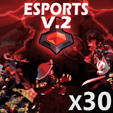 Brawlhalla x30 Esports Colors V2 Codes, 250+ Reviews, Quick Delivery!