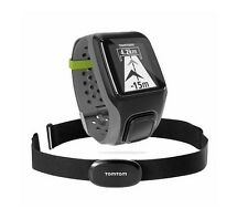 TOMTOM/TOM TOM RUNNER SPORT WATCH GPS UHR SPORT/RUNNING + BT HERZFREQUENZMESSER