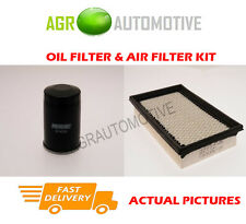 PETROL SERVICE KIT OIL AIR FILTER FOR FORD PROBE 2.5 162 BHP 1993-98
