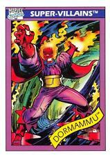 DORMAMMU / Marvel Universe Series 1 (Impel 1990) BASE Card #69